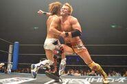 DDT Ryogoku Peter Pan 2013 - ibushi-rainmaker