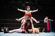 Estrella Executive Committee-Stardom-Tokyo Gurentai Produce Lucha Libre Estrella Fiesta 3