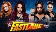 FL 2016 Diva Tag Match