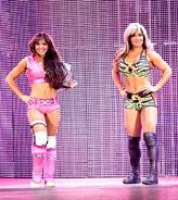 Layla and Kaitlyn