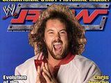 WWE Raw Magazine - September 2004