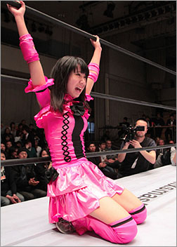 Image result for riho wrestler