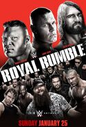Royal Rumble 2015 Poster