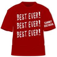 Sammy Guevara ''Best Ever'' T-shirt