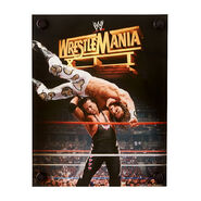 Shawn Michaels & Bret Hart WrestleMania XII Acrylic Wall Art