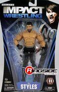 TNA Deluxe Impact 11 AJ Styles