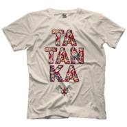 Tatanka Native Writing T-Shirt