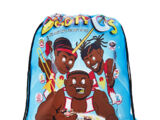 """The New Day """"Booty-O's"""" Drawstring Bag"""