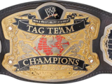 World Tag Team Championship (WWE)