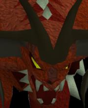 K'ril face
