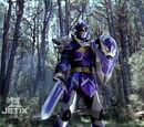 Koragg the Knight Wolf