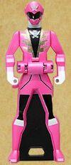 Gokai Pink's Ranger Key