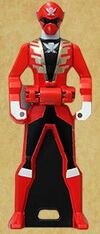 Gokai Red's Ranger Key