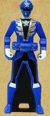 Gokai Blue's Ranger Key