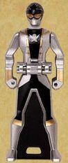 Gokai Silver's Ranger Key