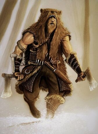 Bearskin Warrior2
