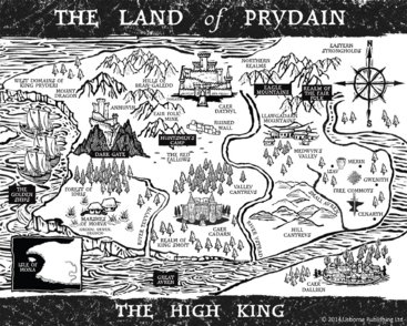 High King map Read