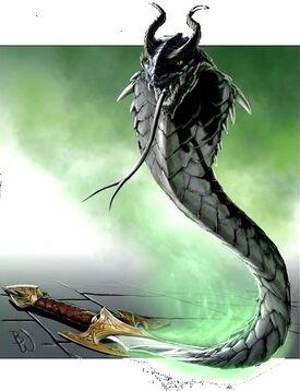 Snakesword