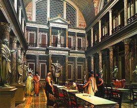 Library Trajans