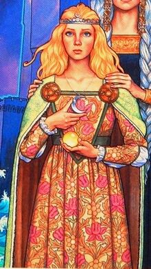 Princess eilonwy prydain wiki fandom powered by wikia eilonwy had long red gold hair bright blue eyes and a melodic youthful voice her cheekbones were high and her features elfin altavistaventures Image collections
