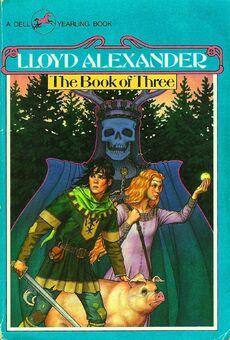 Book of Three Flip