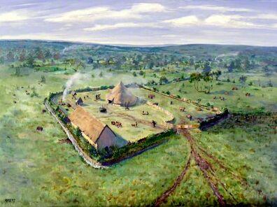 Celt-village