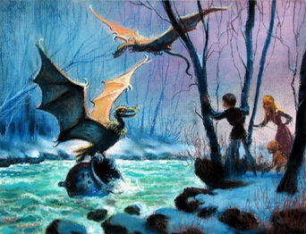Black cauldron artwork color 07