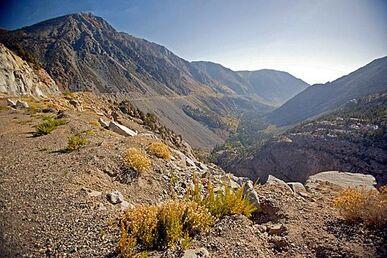 Rocky-valley