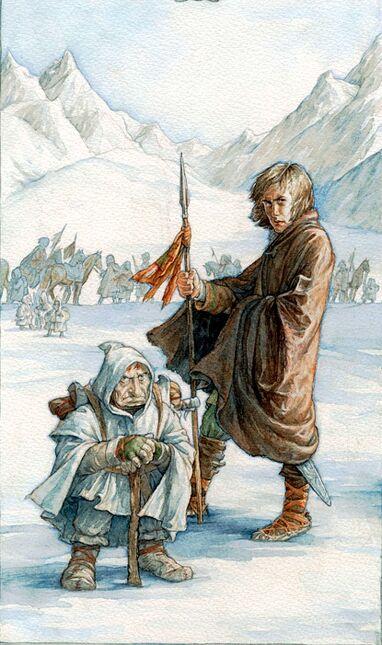 Prydain Snowy