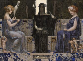 Rothaug Three Fates