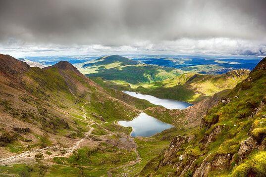 Wales-snowdonia