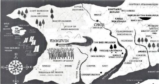 Lotesse Map