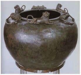 Hochdorf Cauldron1