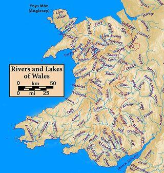 Wales.rivers.lakes