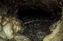 Cave-pool