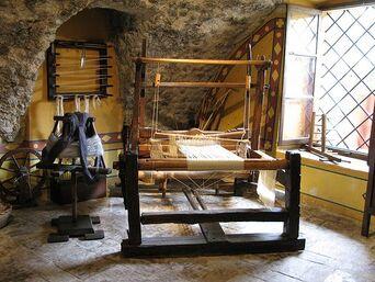 Ancient loom