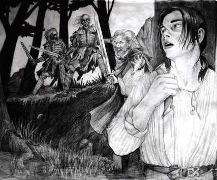 Cauldron born by saeriellyn