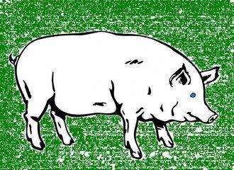 Pig-banner