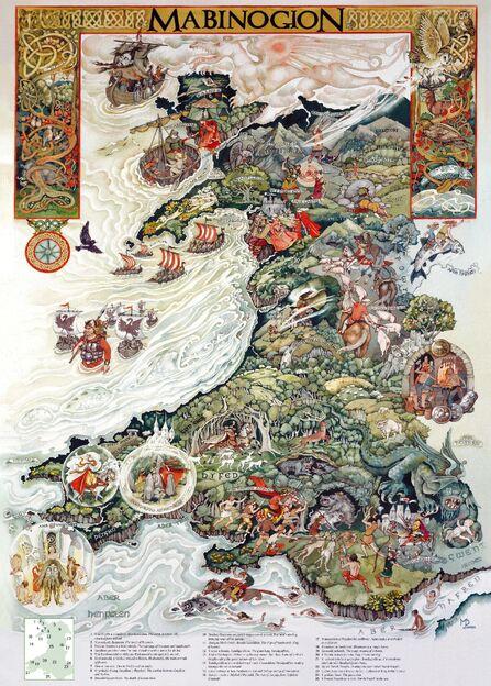 Mabinogion Map-0