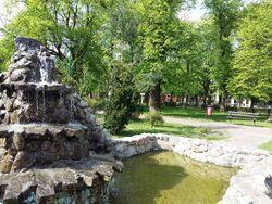 Gąsawa park