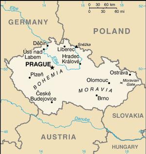 CzechMap