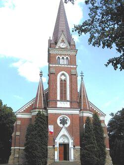 Kościół Krzeszów