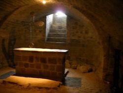 Mogilno - podziemia Klasztoru z XI wieku.