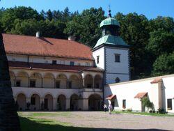 Sucha Beskidzka Zamek