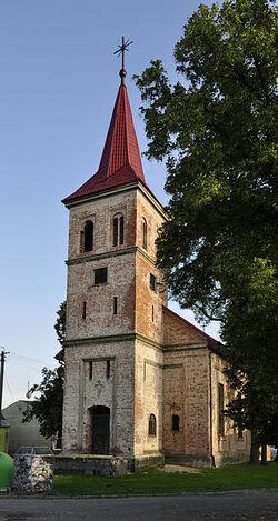 Kościół ewangelicki, kwieciszewo