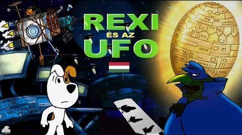 Rexi és az UFÓK TELJES JÁTÉK