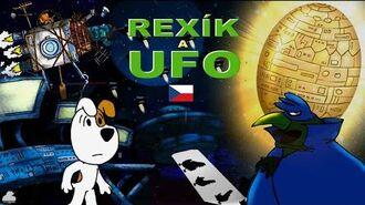 Rexík a UFO CELÁ HRA