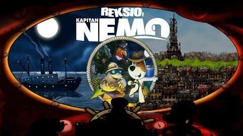 Reksio i Kapitan Nemo CAŁA GRA Poziom Trudny
