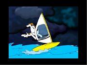 Reksio surfuje2