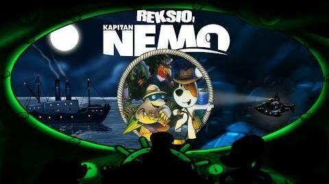 Reksio i Kapitan Nemo CAŁA GRA Poziom Łatwy